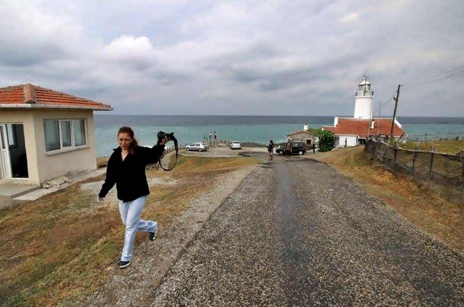 Sinop İnceburun 'dan Ayrılıyoruz