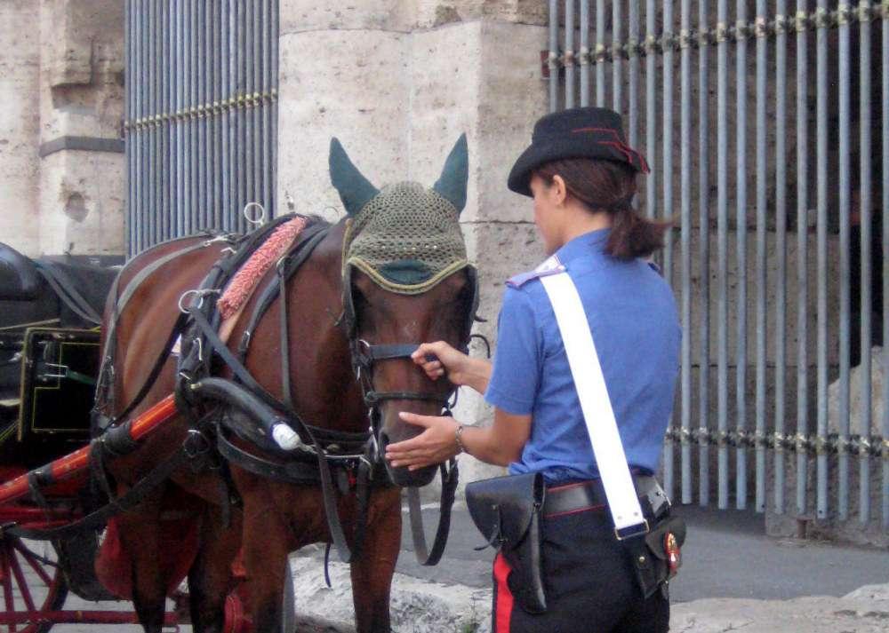Kolezyum Atlı Polisi