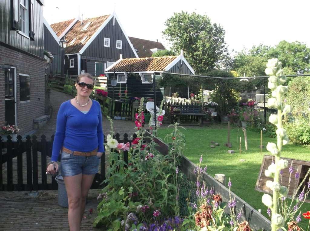Marken Evlerin Bahçeleri