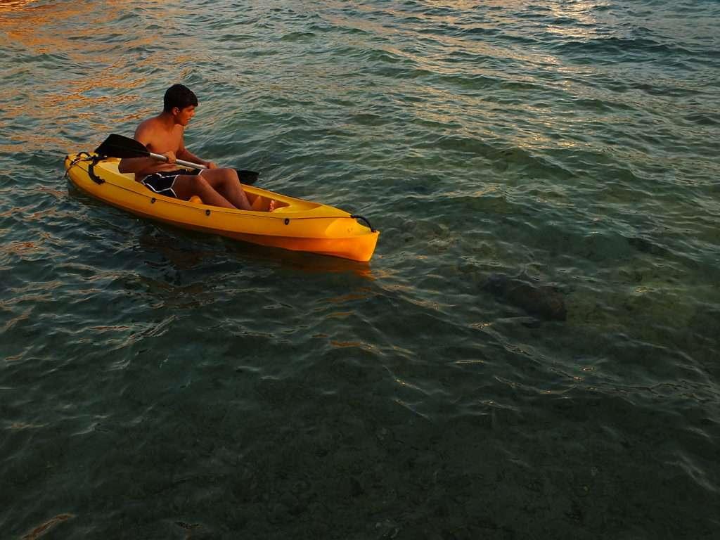 Caretta Carettalar ile Yüzmek