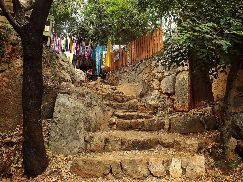 Simena Kalesi'ne Tırmanış