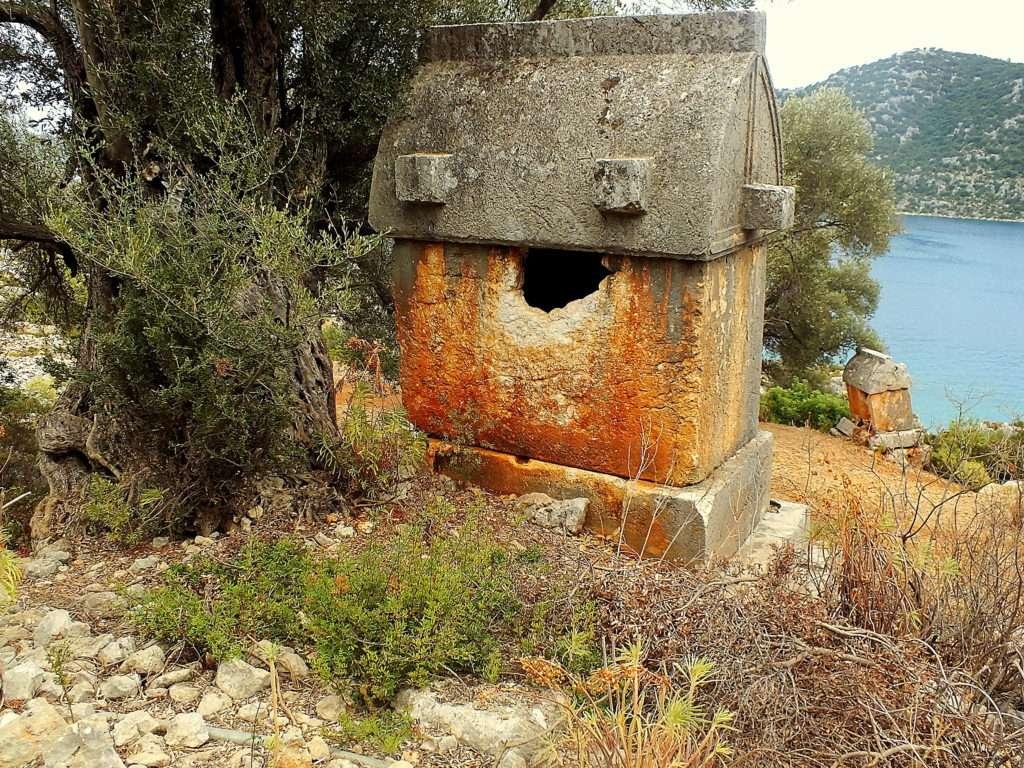 Kaleköy Nekropolu