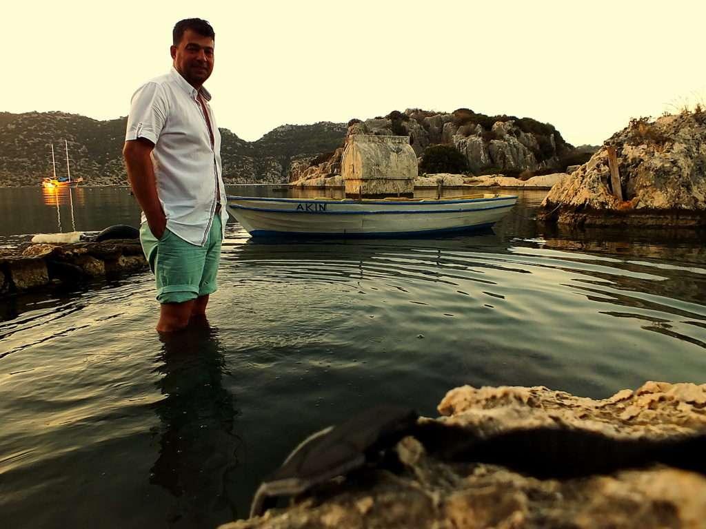 Kaleköy Adacıklar Bölgesi Gün Doğumu