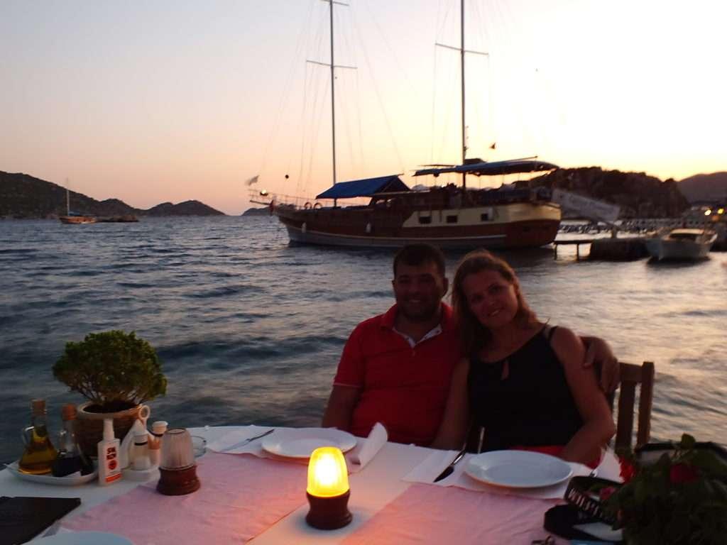 Kaleköy Sahil Pansiyon Akşam Yemeği