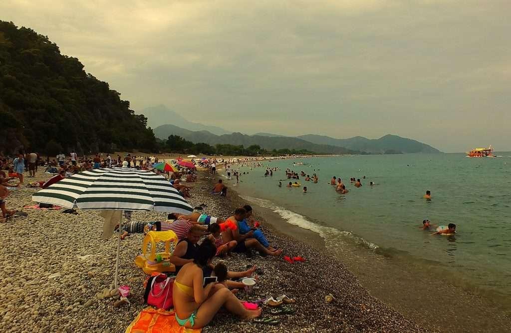 Olimpos Plajı