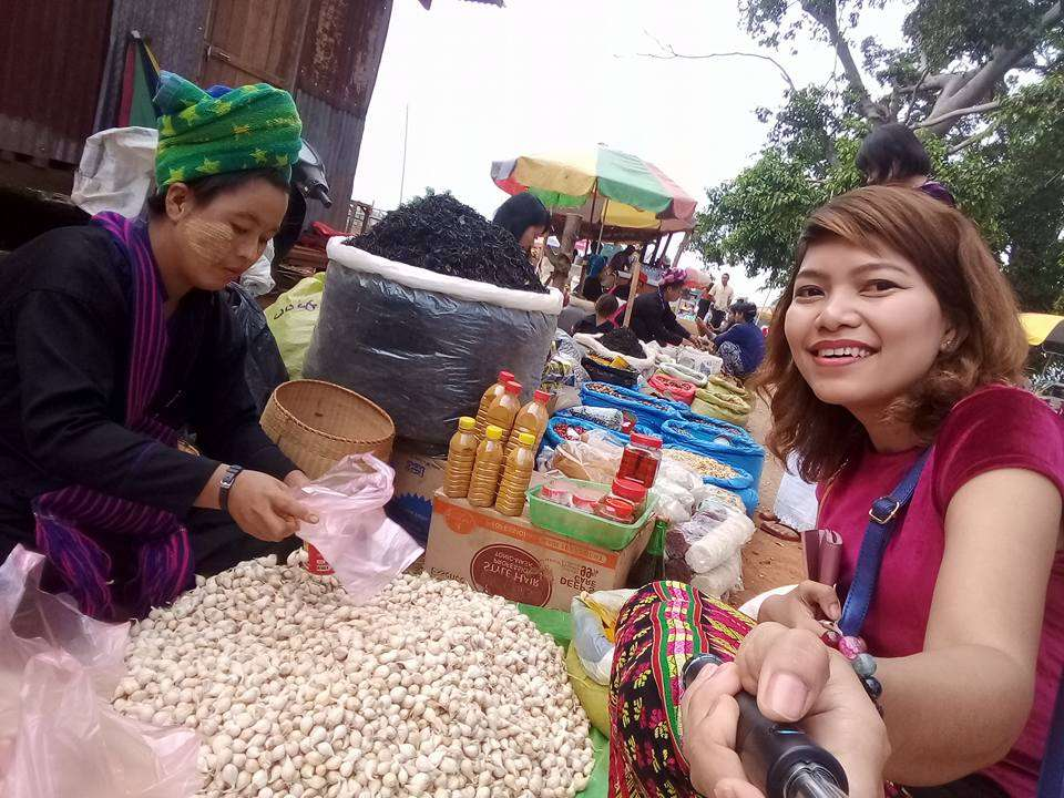 Festival in Pagodas