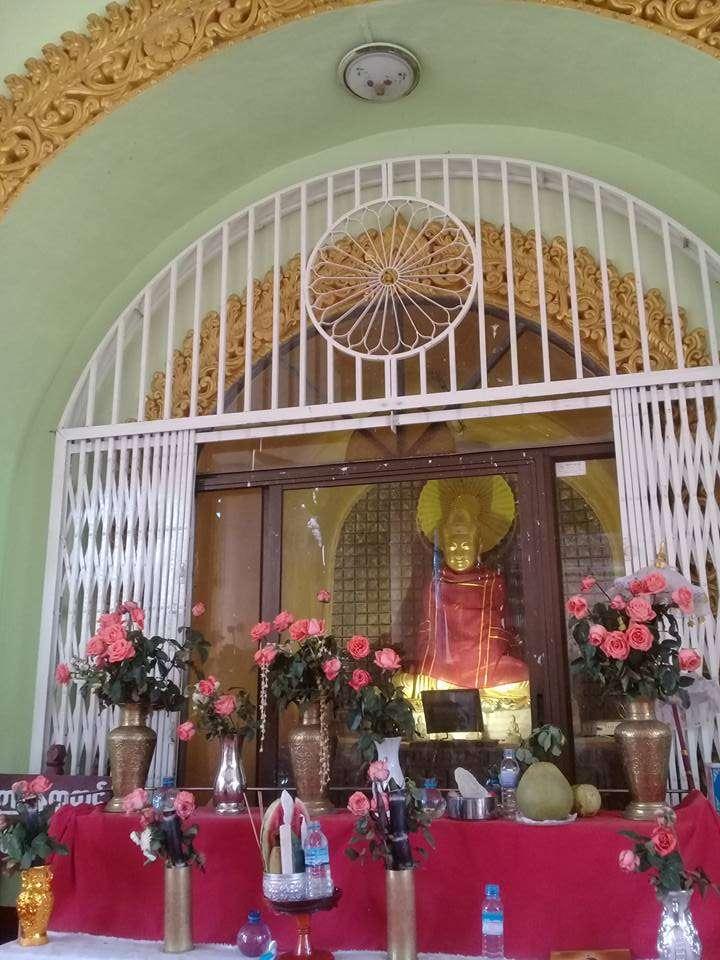The Buddha in Pagodas