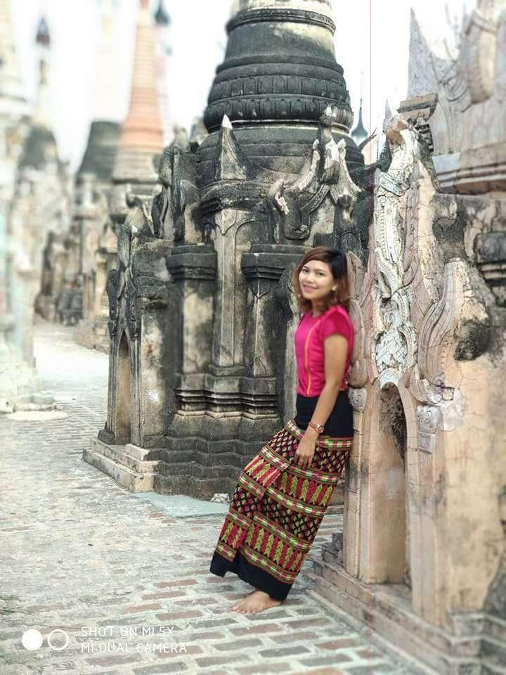 The Kakku Pagodas