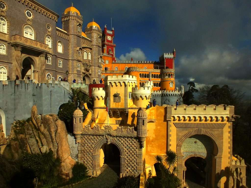 Pena Sarayı (Palácio da Pena)