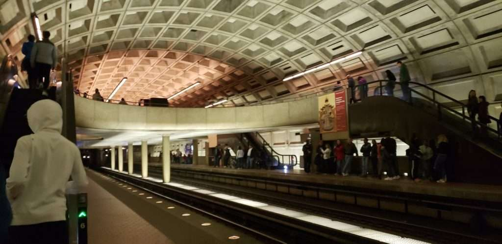 Washington DC Metrorail System