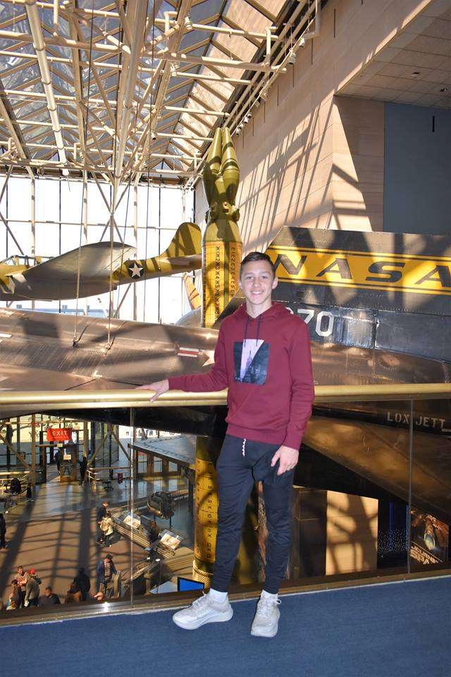 Washington DC The National Air & Space Museum