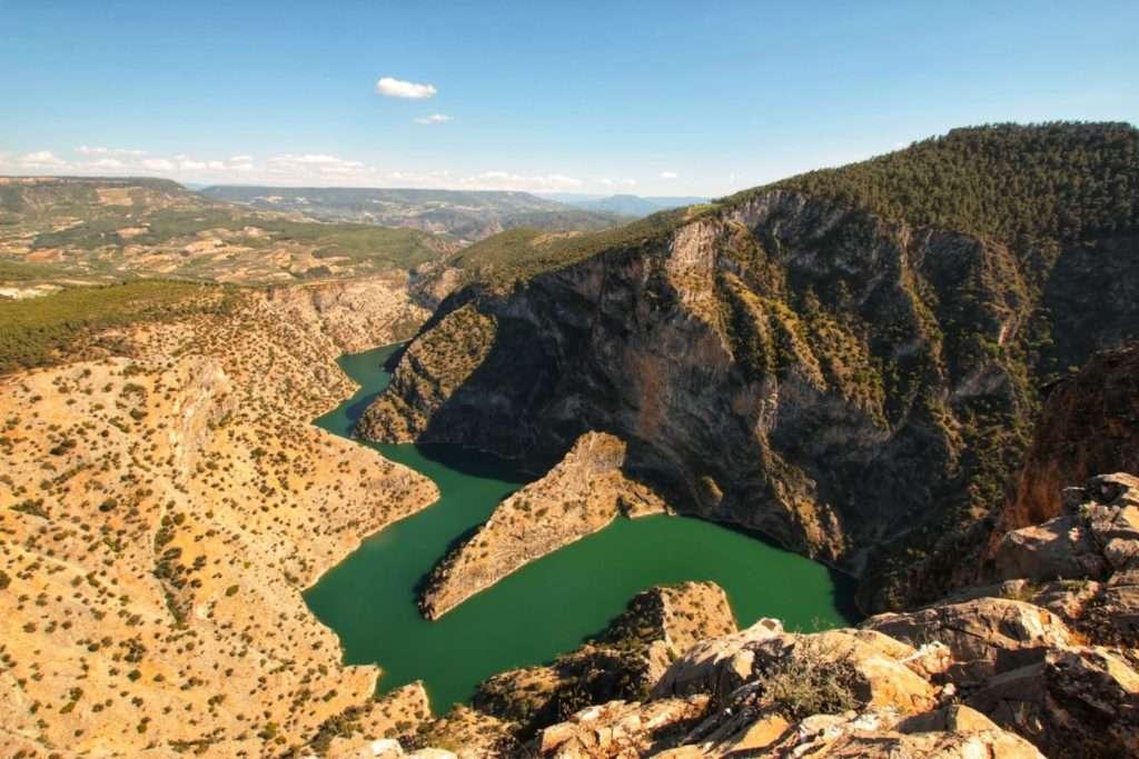 Arapapıştı Kanyonu Seyir Tepesi