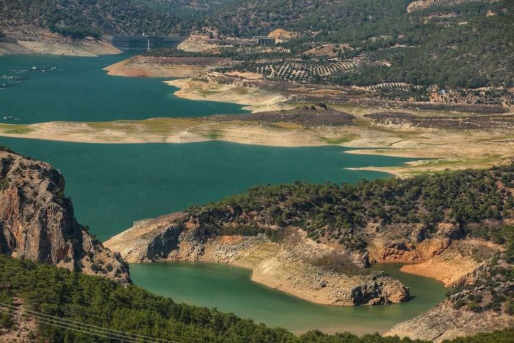 Arapapıştı Kanyonu Kemer Barajı
