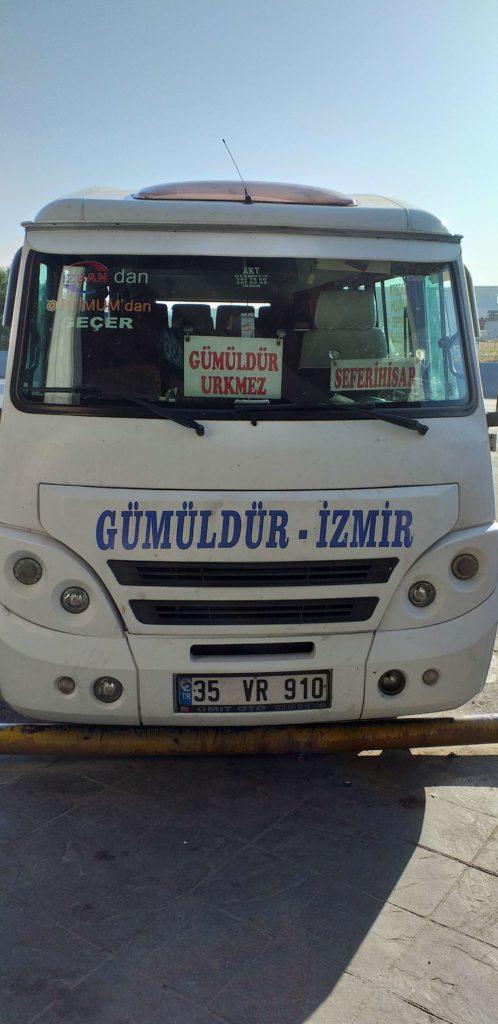 İzmir-Gümüldür Minibüsleri