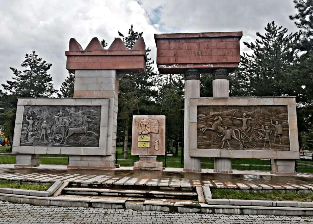 Kadeş Anıtı-Boğazkale Çorum