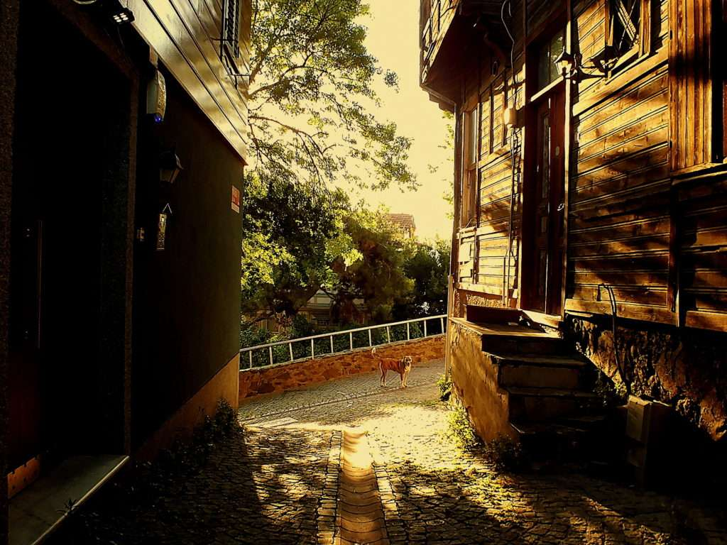 Gün Batımı-Kanije Sokağı