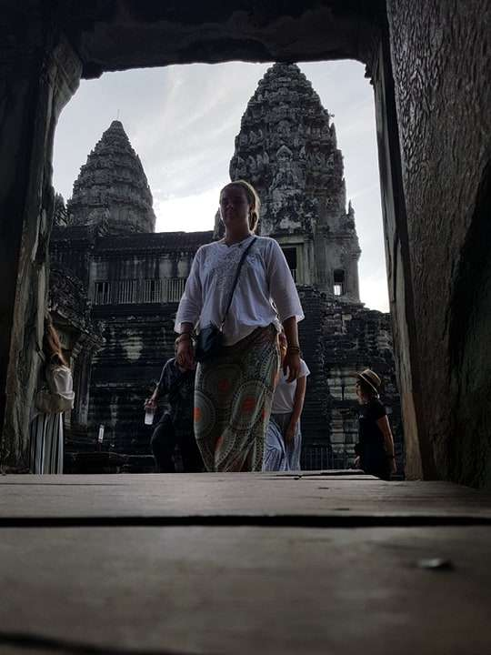 Angkor Wat Tapınağı