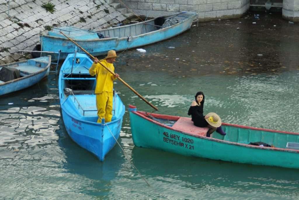 Beyşehir Gölü Tekne Turu
