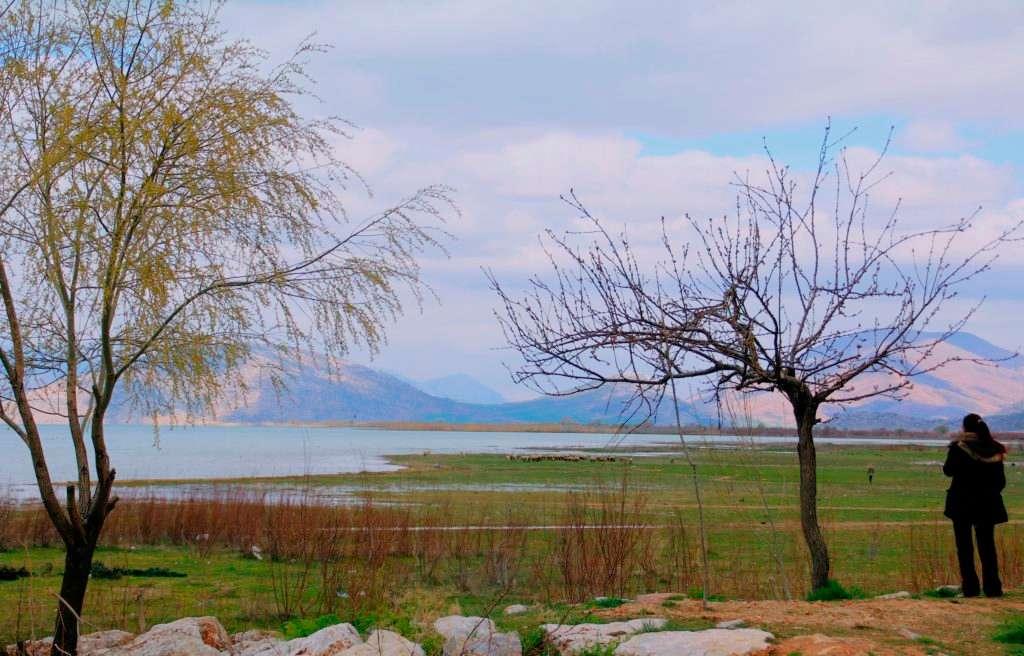 Beyşehir Gölü'nde Gün Doğumu