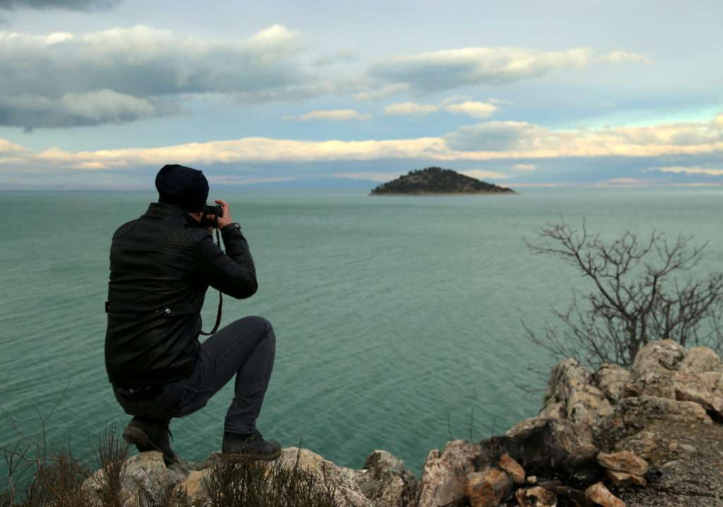 Beyşehir Gölü ve Bir Fotoğrafçı