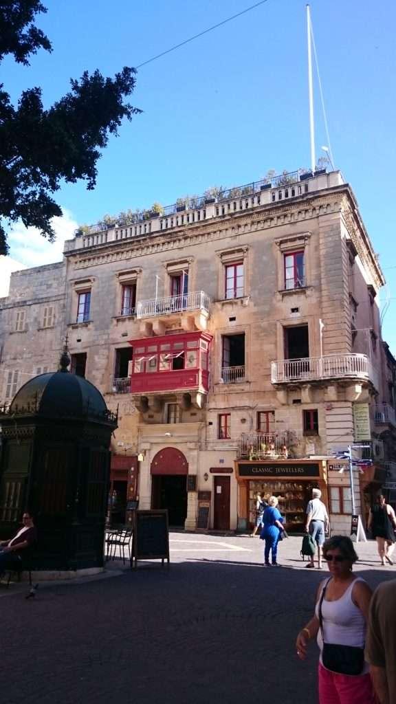 Malta Adası Otelimiz Luciano Valletta Boutique
