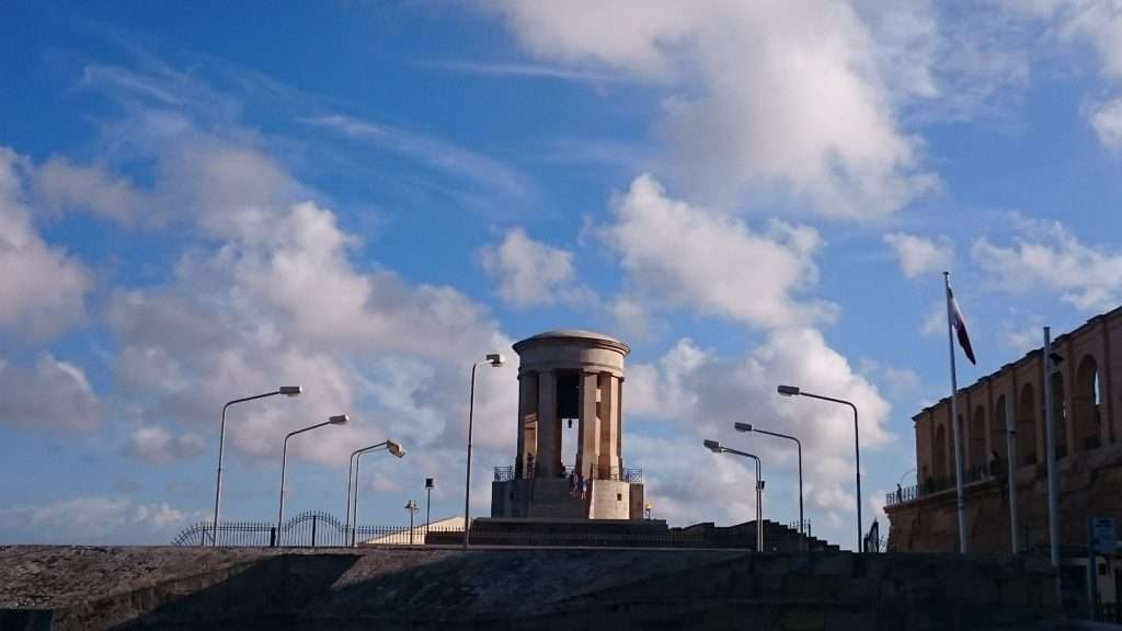 Malta Adası Second World War Siege Memorial