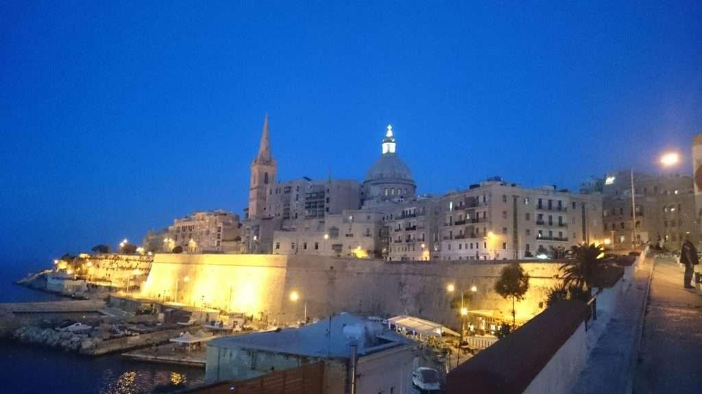 Gece Malta Adası