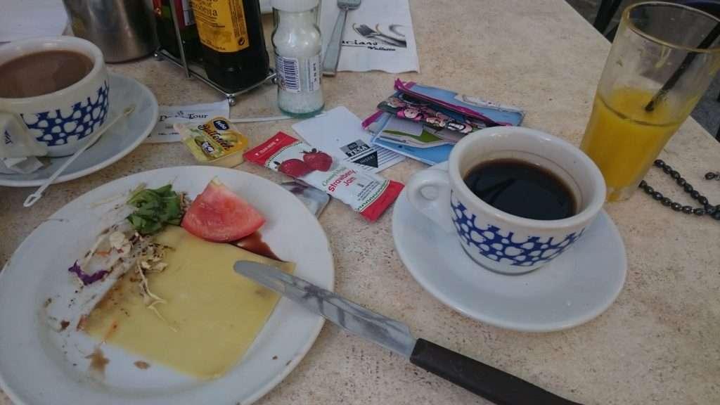 Malta Adası Continental Kahvaltı ile İmtihanımız