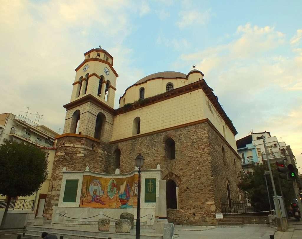 Pargalı İbrahim Paşa Cami-Agiou Nikolaou Kilisesi (Ναός Αγίου Νικολάου)