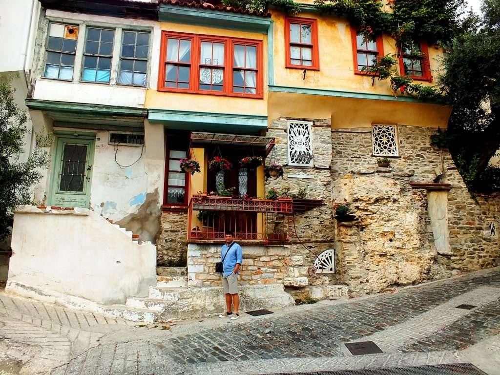 Kavala Gezisi (Καβάλα) Türk Mahallesi