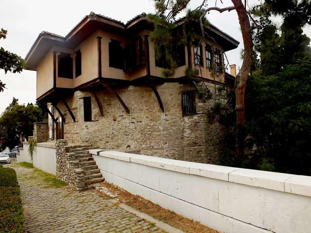 Kavala Gezisi (Καβάλα) Kavalalı Mehmet Ali Paşa Evi (Κατοικία - Μουσείο Μεχμέτ Αλή)