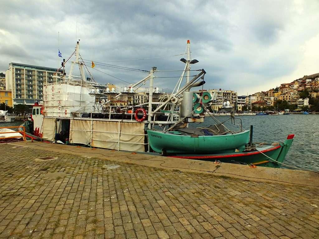 Kavala Gezisi (Καβάλα) Kavala Limanı
