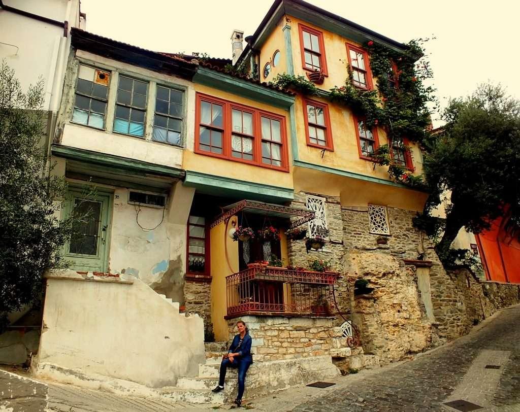 Türk Mahallesi'nde Eski Bir Ev