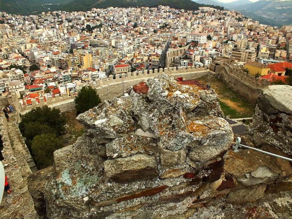 Merkezi Kuleden Kavala
