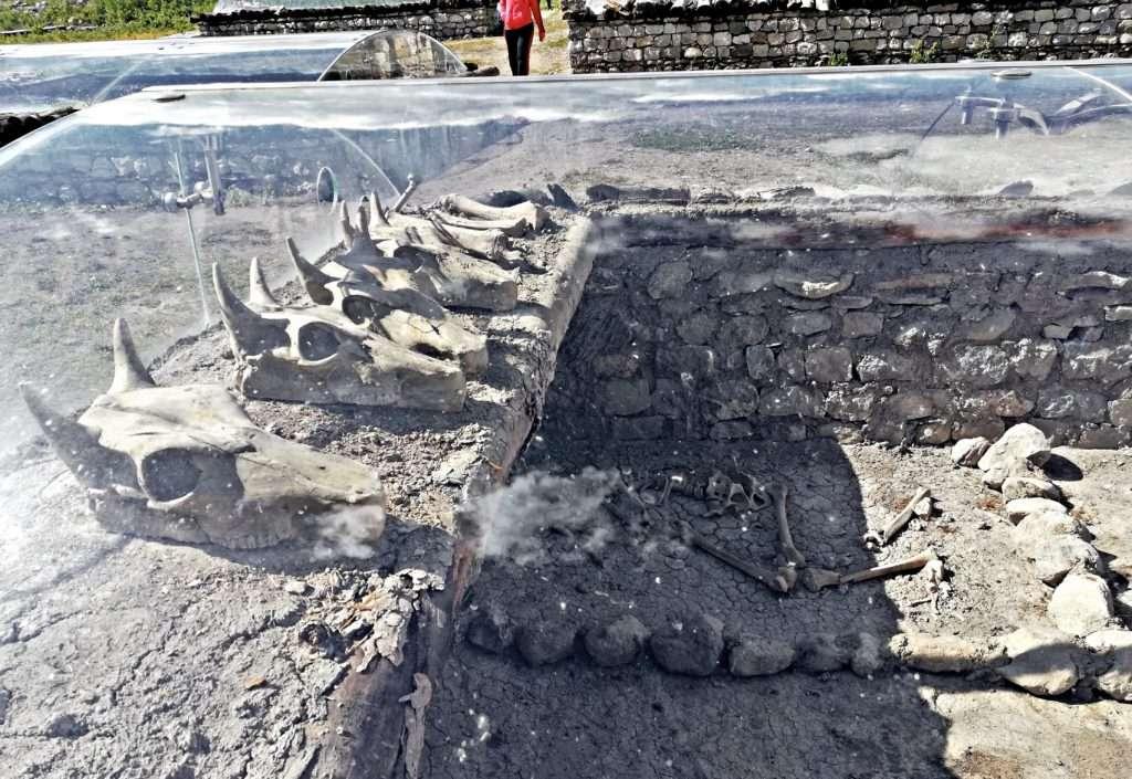 Hatti Kral Mezarları