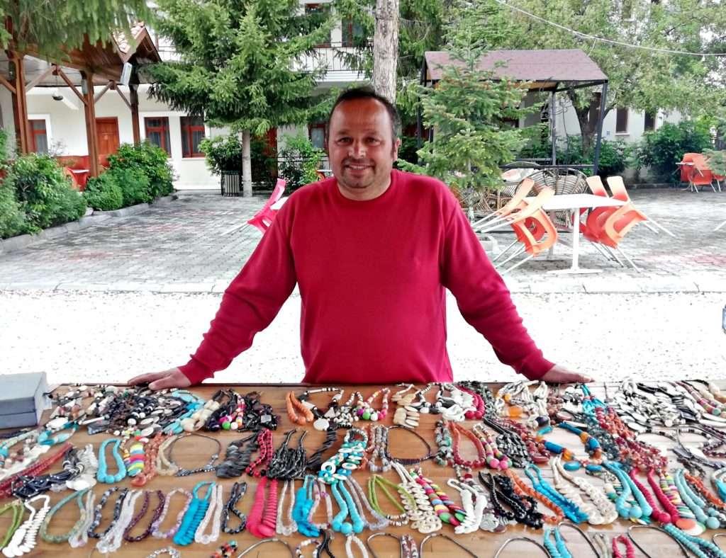 Boğazkale'de Alışveriş Hediyelik Eşyalar