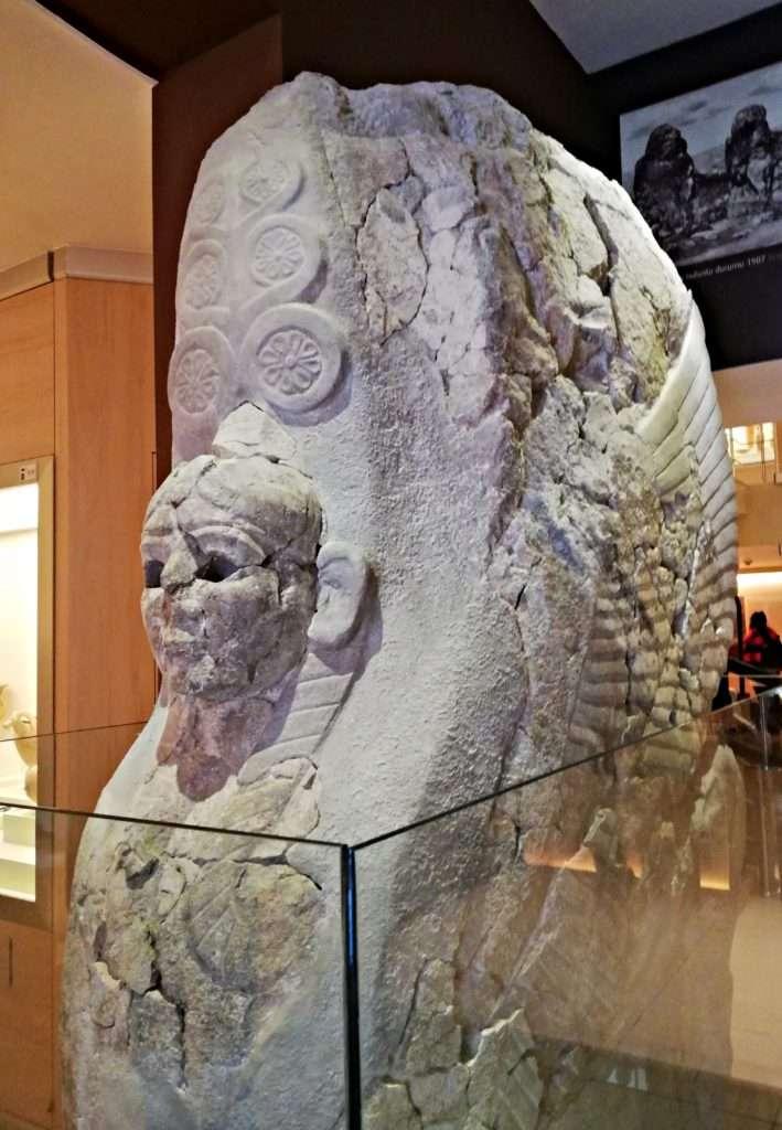 Sfenks - Boğazköy Müzesi