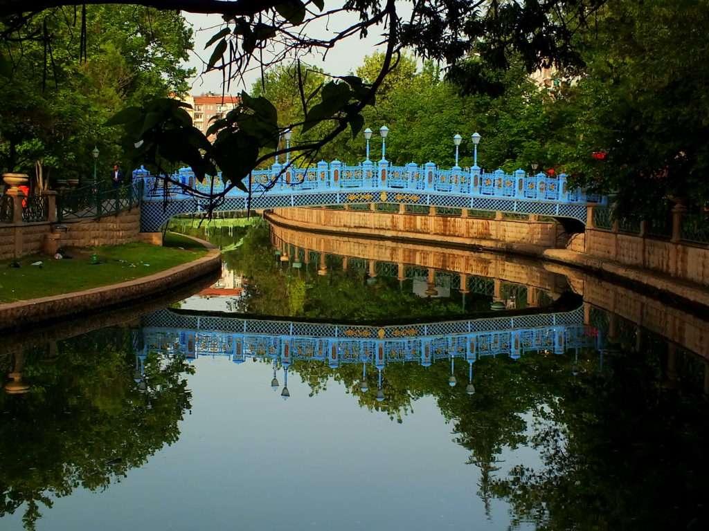 Adalar Bölgesi Mavi Köprü