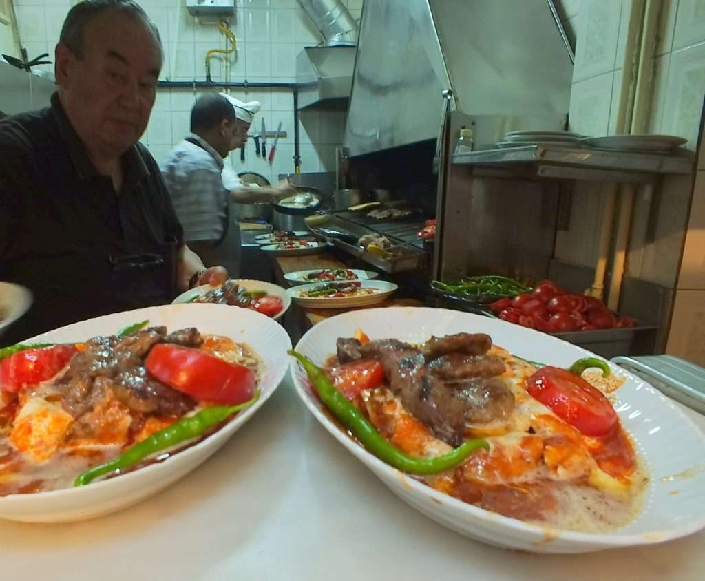 Abdüsselam Balaban Kebap Salonu Eskişehir'de Ne Yenir?