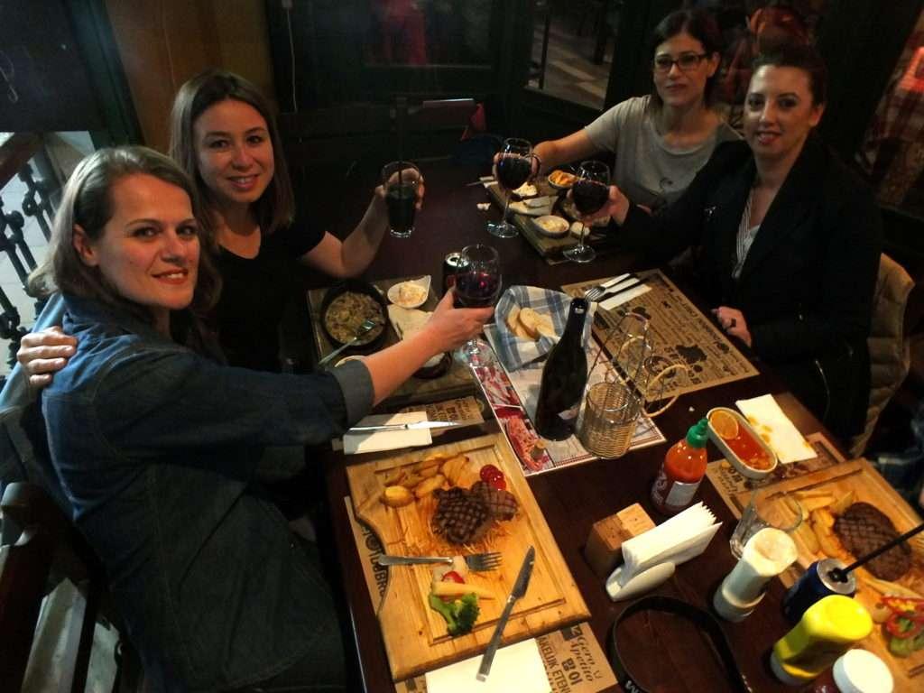 Travellers Cafe Eskişehir'de Ne Yenir?