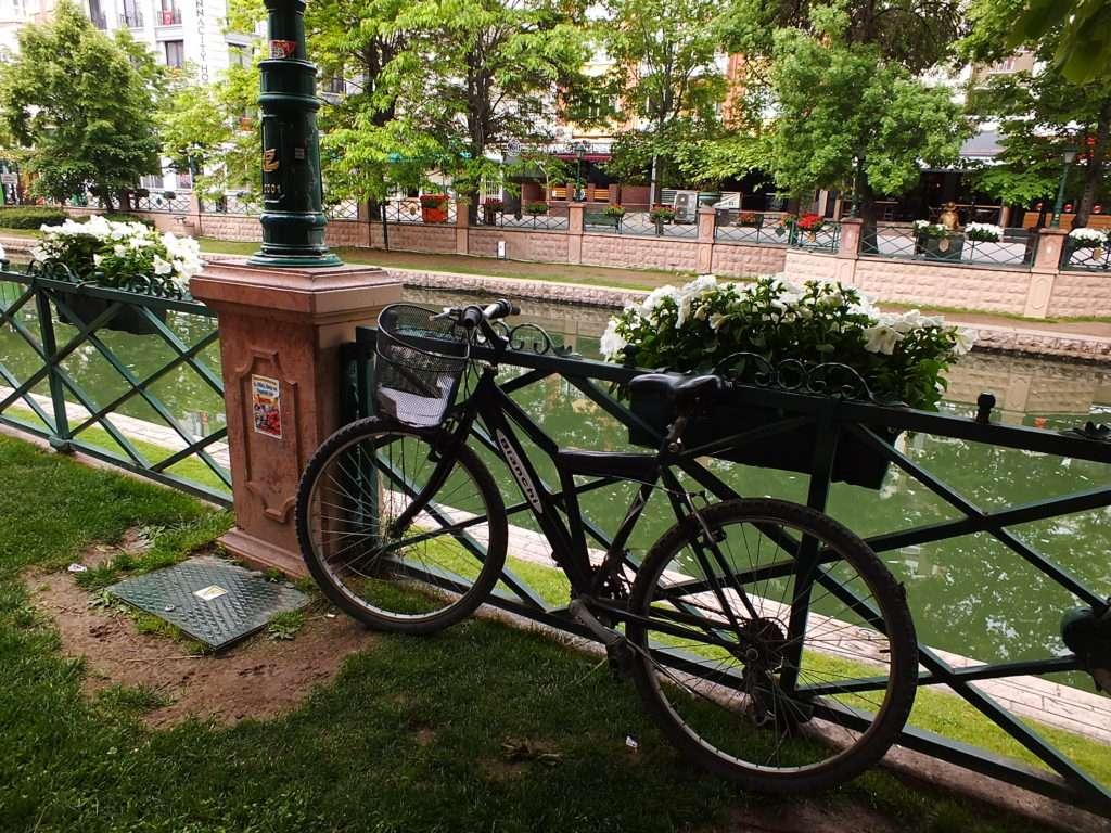 Porsuk Çayı ve Bir Bisiklet