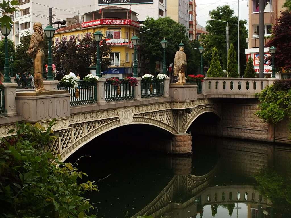 Porsuk Çayı ve Köprüler