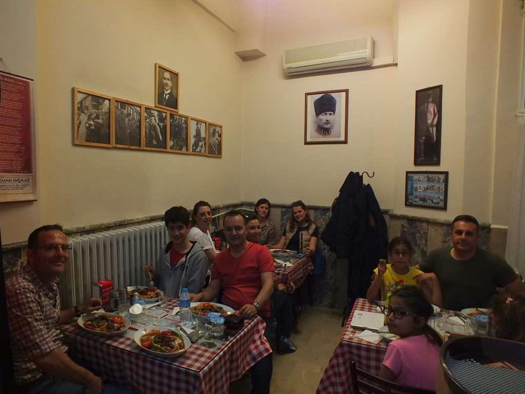Eskişehir Abdüsselam Balaban Kebap Salonu