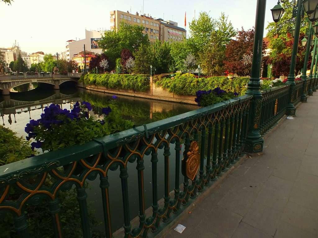 Eskişehir Porsuk Çayı Köprüleri