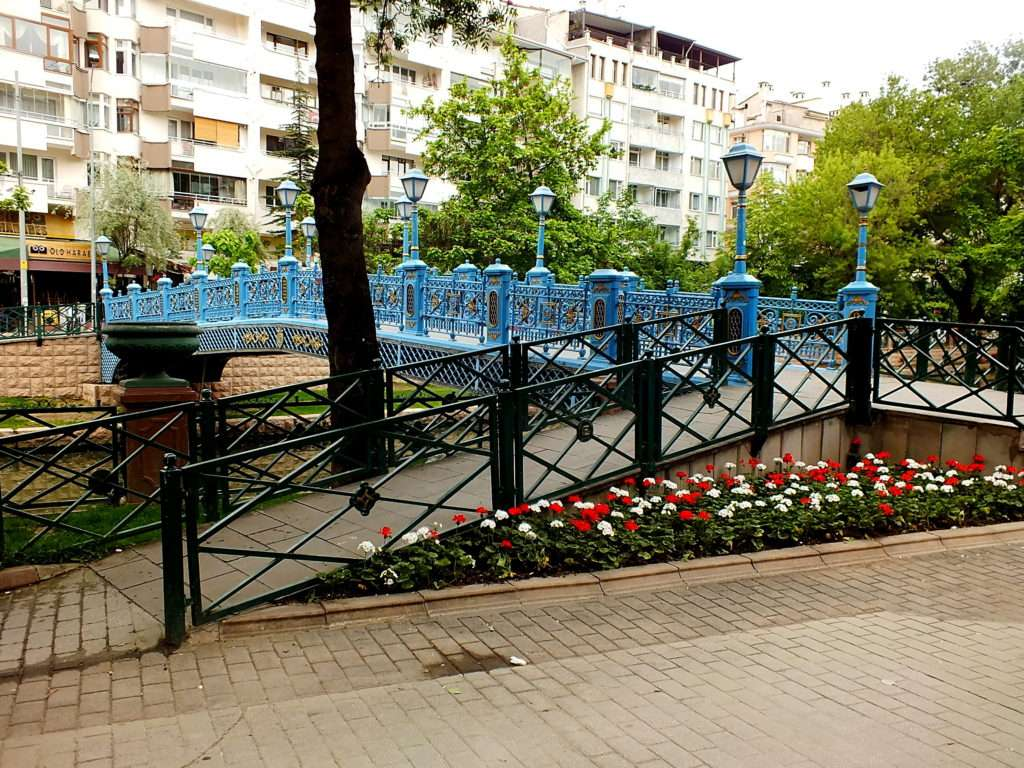 Eskişehir Mavi Köprü