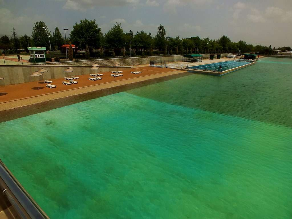 Kentpark Yapay Plajı