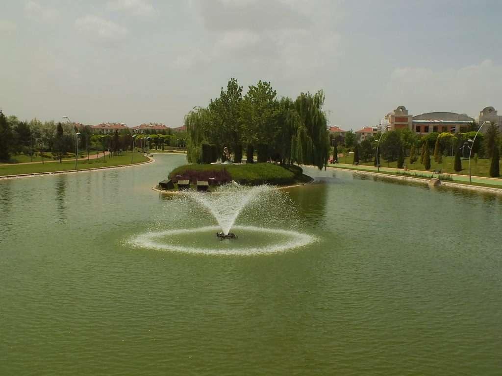 Yapay Gölet