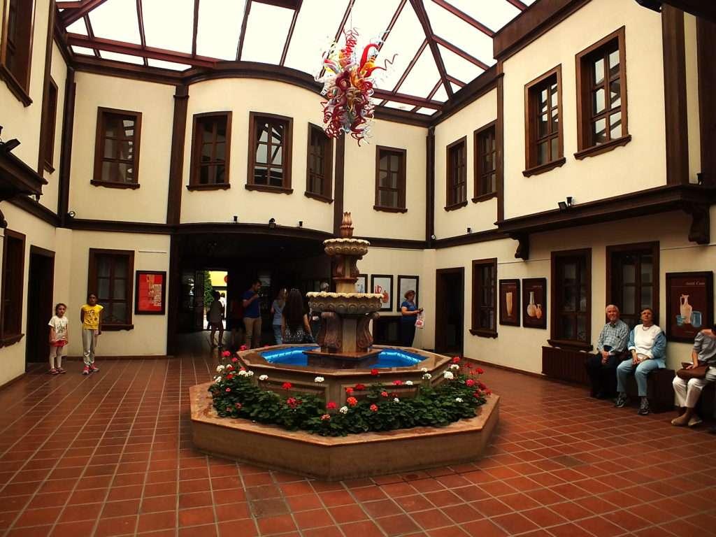 Odunpazarı Çağdaş Cam Sanatları Müzesi