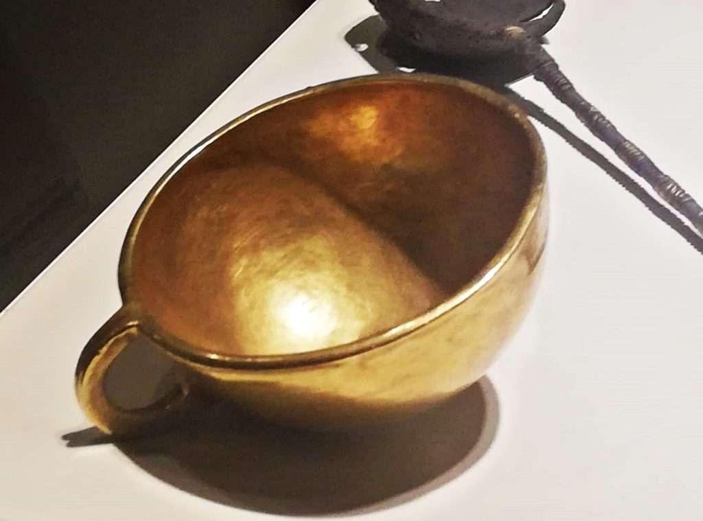 Altın Fincan- Alacahöyük