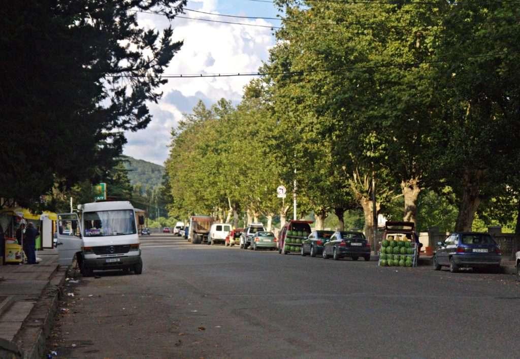 Kutaisi Sokakları